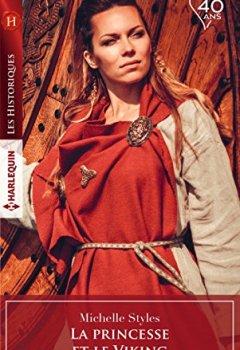 Livres Couvertures de La princesse et le Viking (Les Historiques)