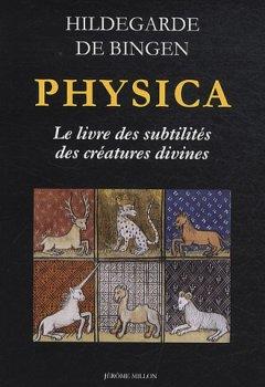 Livres Couvertures de Physica, le livre des subtilités des créatures