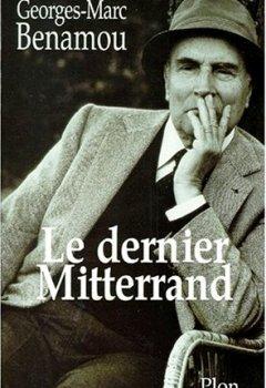Livres Couvertures de Le dernier Mitterrand
