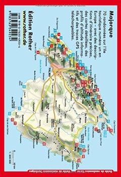 Livres Couvertures de Majorque : Les 65 plus belles randonnées entre mer et montagne, GPS