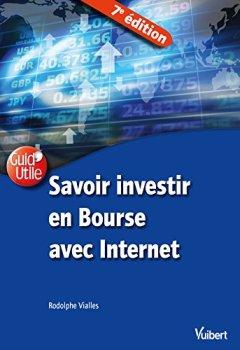 Livres Couvertures de Savoir investir en Bourse avec Internet