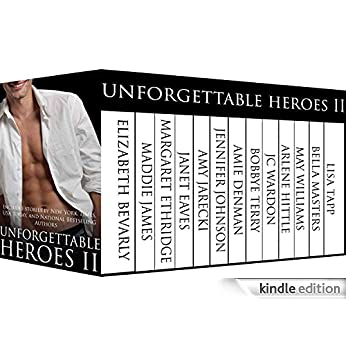 unforgetable heroes book cover