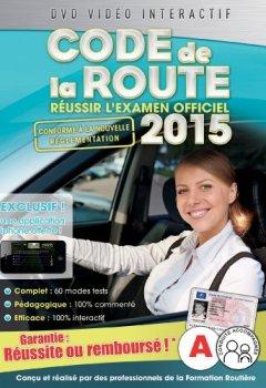 Livres Couvertures de Code de la route 2015