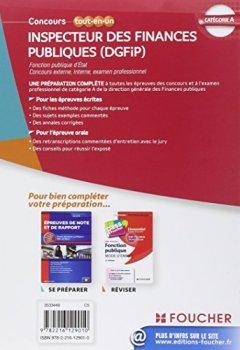 Livres Couvertures de Inspecteur des finances publiques (DGFIP)