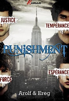 Livres Couvertures de PUNISHMENT (Roman Gay): Partie 2 - Goods gone Bad