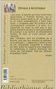 Livres Couvertures de Ethique à Nicomaque