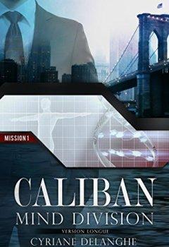 Livres Couvertures de Caliban : Mind Division - Mission 1