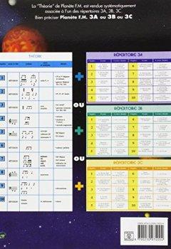 Livres Couvertures de Planète F.M. Volume 3A - répertoire et théorie