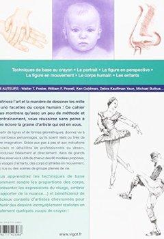 Livres Couvertures de Le corps humain en 60 exercices