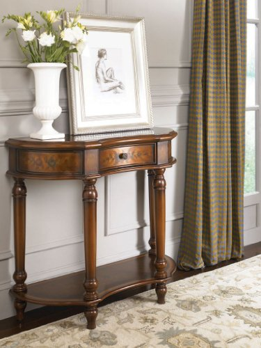 Image of Console Table by Hammary - Light cherry finish (T73705-00) (T73705-00)