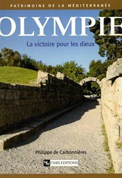 Livres Couvertures de Olympie: La victoire pour les dieux