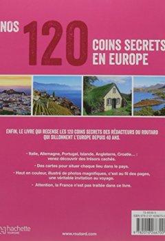Livres Couvertures de Nos 120 coins secrets en Europe