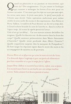 livres couvertures de anagrammes renversantes ou le sens cache du monde