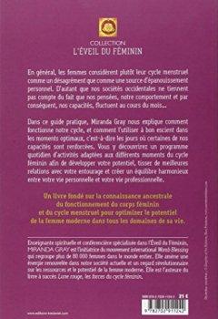 Livres Couvertures de La femme optimale - Un programme en 28 jours pour découvrir les énergies créatrices du cycle féminin et s'épanouir