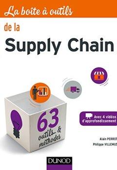 Livres Couvertures de La boîte à outils de la supply chain