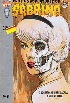 Livres Couvertures de Chilling Adventures of Sabrina #8 (English Edition)