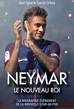 Livres Couvertures de Neymar, le nouveau roi
