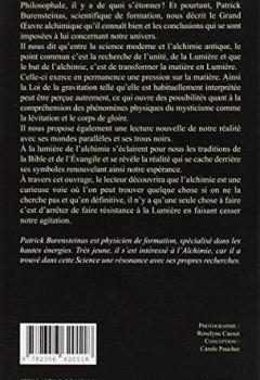 Livres Couvertures de De la Matière à la Lumière - Pierre philosophale, modèle du monde