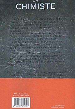 Livres Couvertures de La chimiste