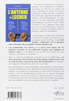 Livres Couvertures de L'antenne de Lecher, guide pratique d'utilisation