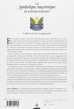 Livres Couvertures de La symbolique maconnique du troisième millénaire