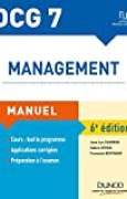 DCG 7 - Management - 6e éd. - Manuel