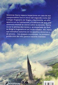 Abdeckungen Harry Potter 2 y la cámara secreta