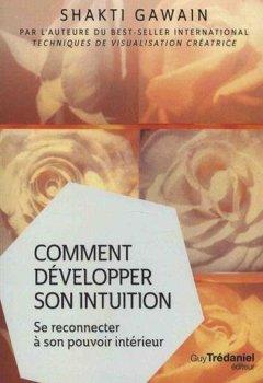 Livres Couvertures de Comment développer son intuition