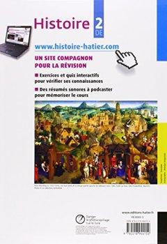 Livres Couvertures de Histoire 2de