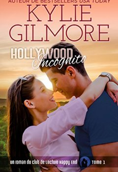 Livres Couvertures de Hollywood incognito (Club de Lecture Happy End, t. 1)