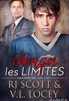 Livres Couvertures de Changer Les Limites: Romance de hockey (Harrisburg Railers t. 1)