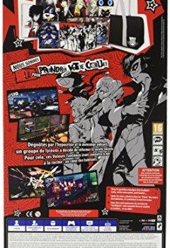Livres Couvertures de Persona 5 'Take Your Heart' - édition premium