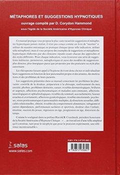 Livres Couvertures de Métaphores et suggestions hypnotiques