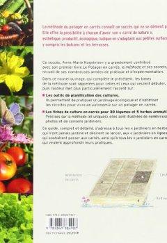 Livres Couvertures de Le guide pratique du potager en carrés : Tout pour planifier et cultiver