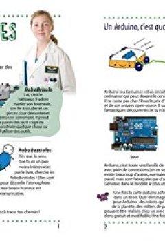 Livres Couvertures de Sylvia présente : Super Projets Arduino