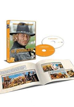 Livres Couvertures de Le Spécialiste [Combo Blu-ray + DVD]