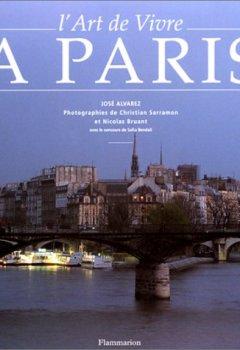 Livres Couvertures de L'Art de Vivre à Paris