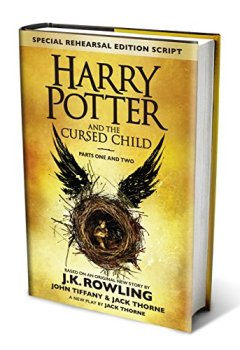 Abdeckungen Harry Potter and the Cursed Child - Parts One & Two (Special Rehearsal Edition): The Official Script Book of the Original West End Production