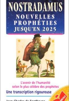 Livres Couvertures de NOSTRADAMUS. Les nouvelles prophéties