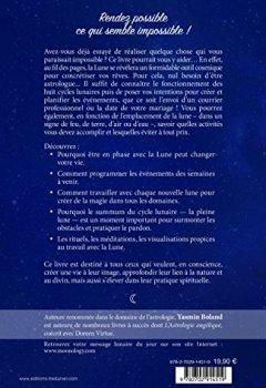 Livres Couvertures de La lunologie : Comment déployer la magie des cycles lunaires