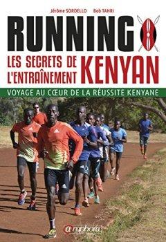 Livres Couvertures de Running - Les Secrets de l'Entrainement Kenyan - Seances Cles, Approche Mental