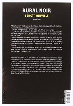 Livres Couvertures de Rural noir