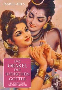 Buchdeckel von Das Orakel der indischen Götter