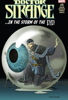 Livres Couvertures de Doctor Strange (2015-) #15