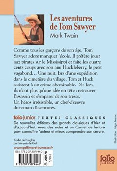 Livres Couvertures de Les aventures de Tom Sawyer