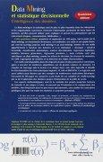 Livres Couvertures de Data mining et statistique décisionnelle - 4ème édition