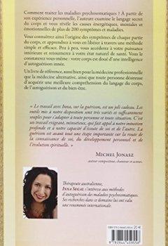 Livres Couvertures de Le langage secret de votre corps : Une aide essentielle à la guérison