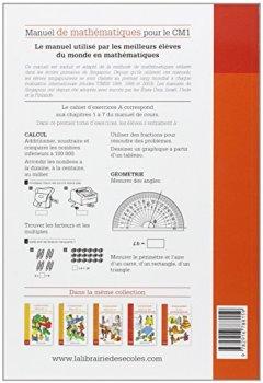 Livres Couvertures de Manuel de mathématiques CM1 : Cahier d'exercices A