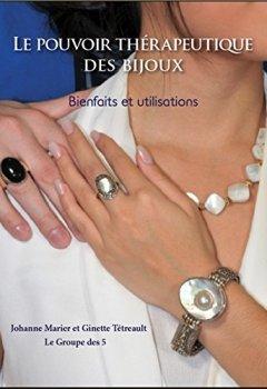 Livres Couvertures de Le pouvoir thérapeutique des bijoux - Bienfaits et utilisations