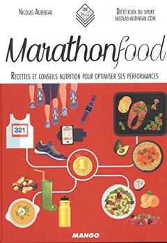Livres Couvertures de Marathon food